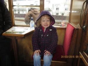 Kaylah enjoyed herself!