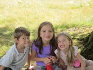 Joel, Mariah and Jayelle