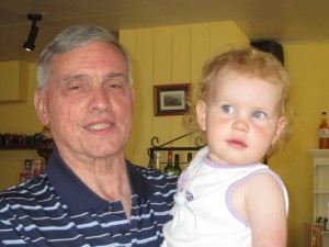 Grandpa and Kaylah